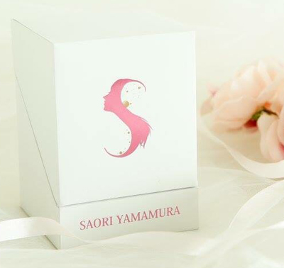 SAORI YAMAMURAプロデュース オードパルファン 【SAORI YAMAMURA】